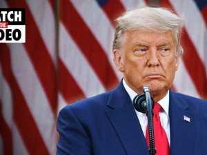 Will President Trump pardon himself?