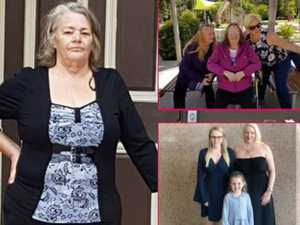 Five generations kept apart during Covid lockdown
