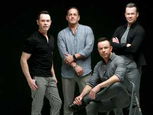 Human Nature's Brisbane Christmas gig