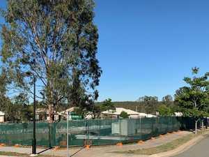 Estate residents blindsided by townhouse development