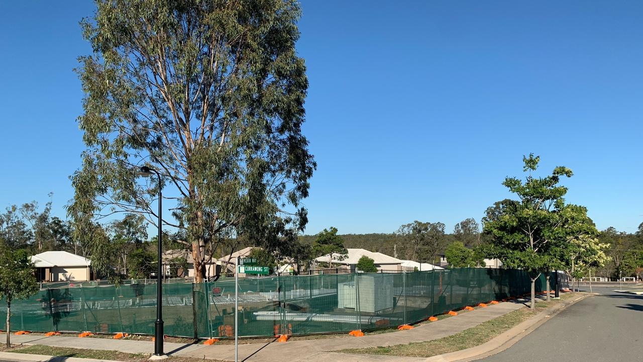Residents have raised concerns about the approval of a townhouse development in the Sovereign Pocket estate in Deebing Heights.