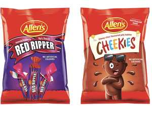 'Racist' Red Skins lolly gets new name