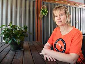 Mum's goal to help others with her story of chronic pain