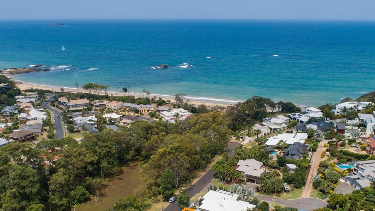 Coffs Harbour City Council has stopped short of imposing night caps for holiday rentals but has identified a number of holiday party hot spots that will continue to be monitored closely.