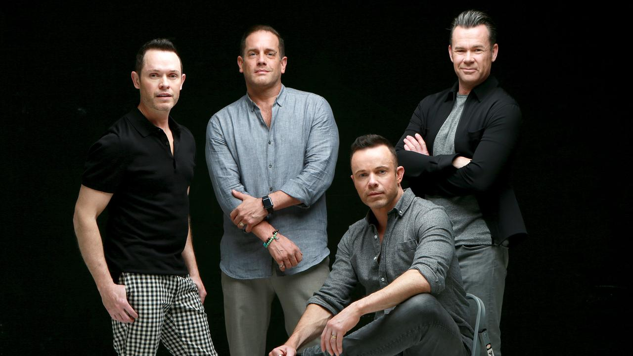 Christmas crooners Human Nature are bringing a festive show to Brisbane