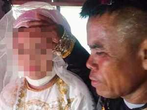 13yo girl forced to marry 48yo man