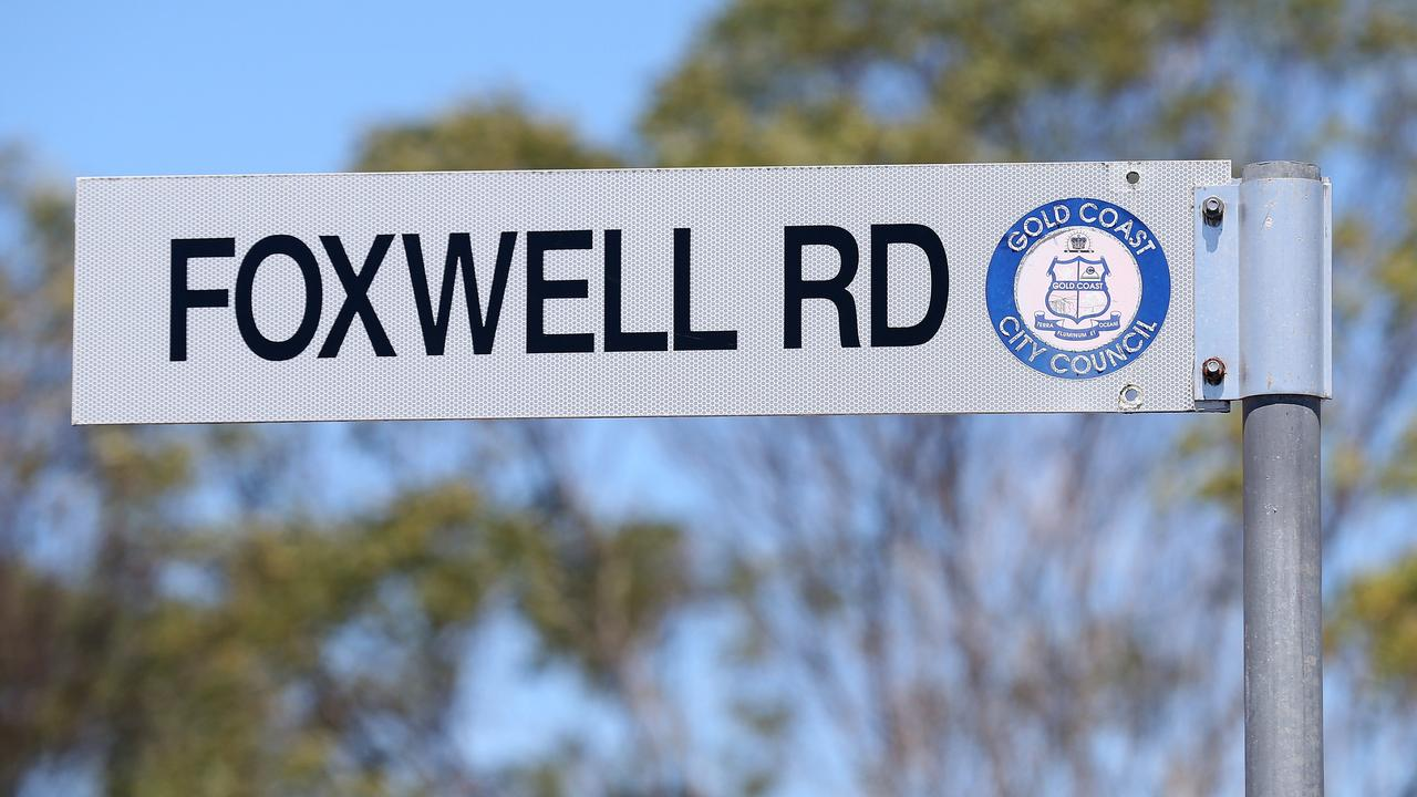 Foxwell Road, Coomera and surrounds have a history of violent crime. Picture: Adam Head