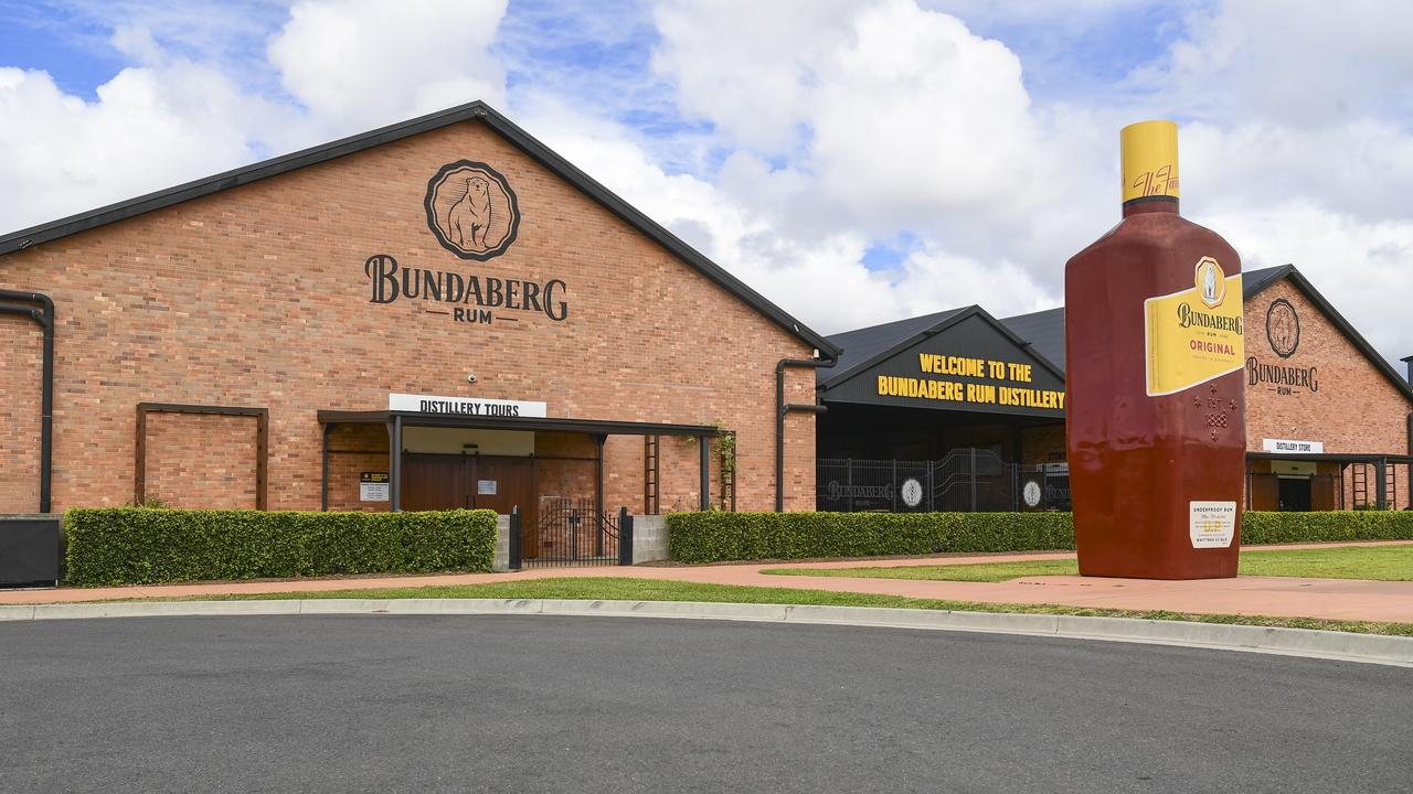 The Bundaberg Distilling Company was also awarded a five star rating.