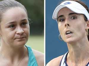 Scorned rival lashes out at Barty call
