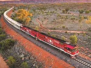 The Ghan turned around, sent back to SA with 221 passengers