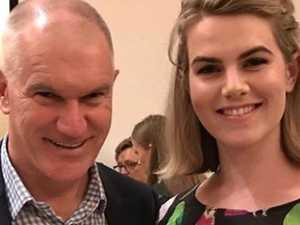 TV star's daughter dragged into court saga