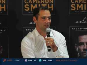 Cam Smith launches book