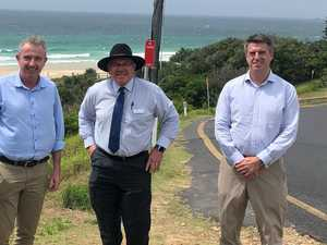 Dangerous walk made safer for Yamba tourists, locals