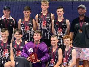 Mackay crowned U15 indoor hockey Qld champions
