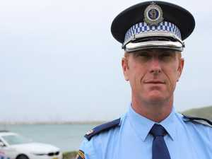 Top cop's gut-wrenching plea to motorists