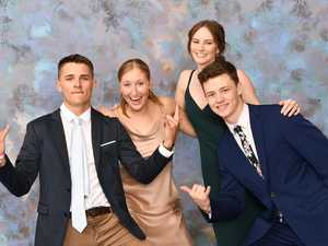 'THE LONGEST YEAR': Formal relief for HSC students