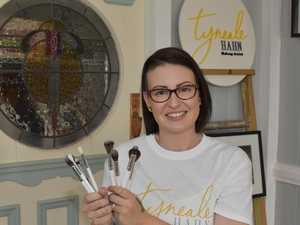 Lockyer Valley makeup artist wins prestigious award