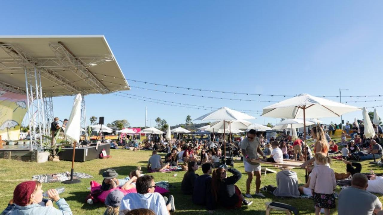 The StrEATside Market is held on Sundays at the Maroochydore City Centre.
