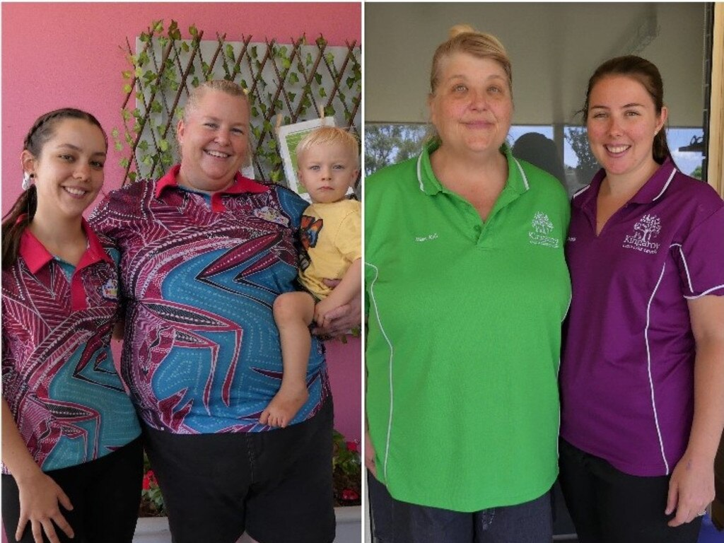 The votes are in and we've narrowed down the South Burnett's best childcare educator down to three superstars. Photo/Holly.