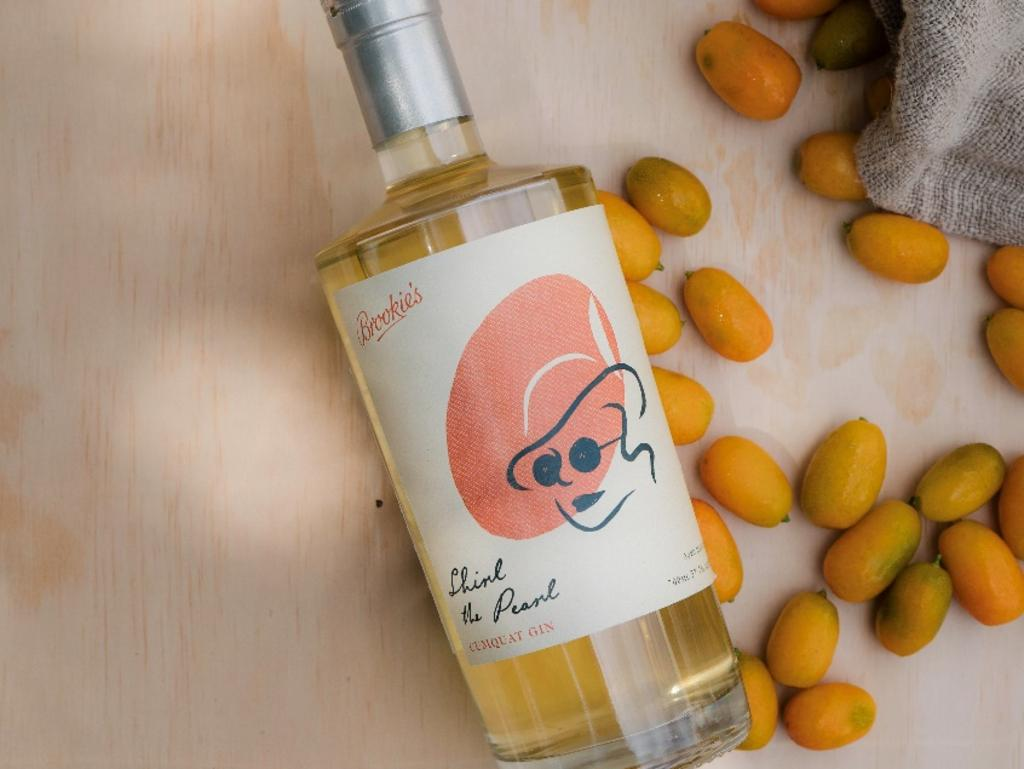 Brookie's have launched a new cumquat inspired gin in time for Christmas.
