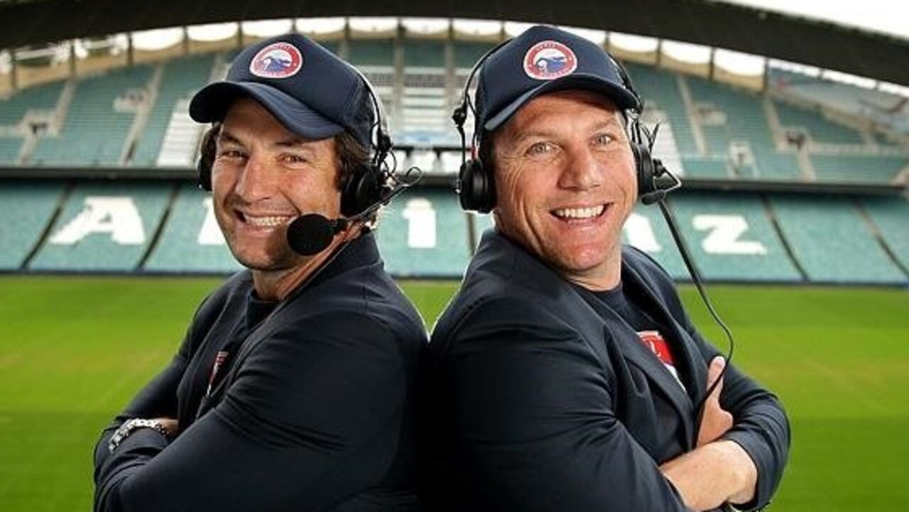 Fletch and Hindy said having strong leaders like Wayne Bennett around the young team would work in Queensland's favour.
