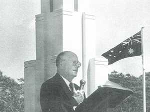 MACKAY HISTORY: Story behind the Rat of Tobruk memorial