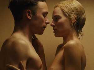 Margot strips off for sex scene in film