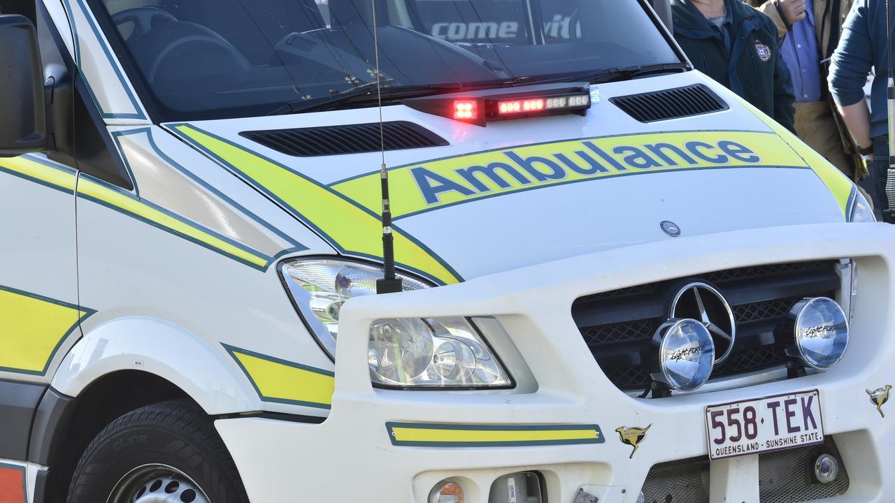 Ambulance. Photo: File.