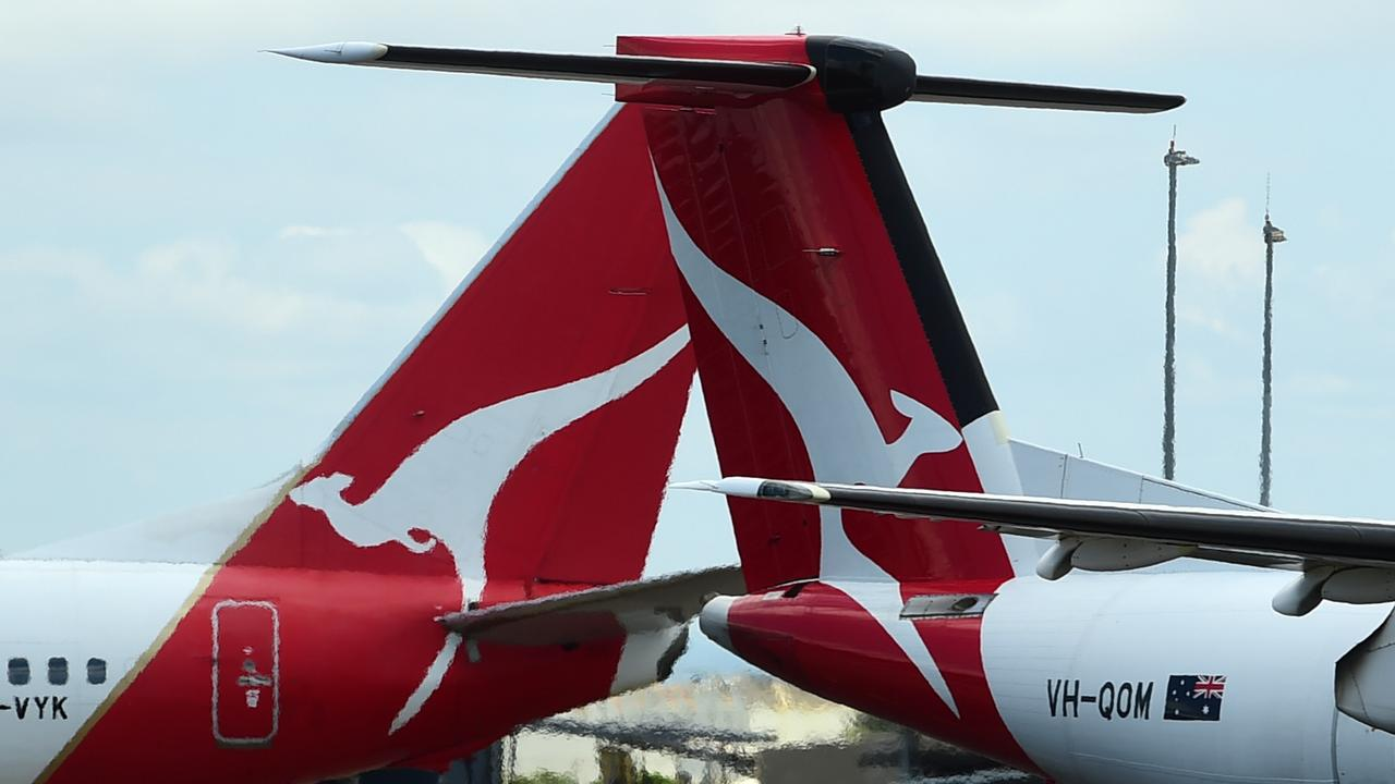 Qantas will once again be offering flights from Coffs to Sydney and back on the same day. Picture: Evan Morgan
