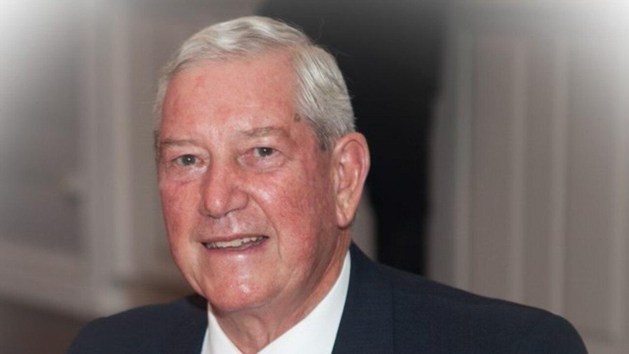 Touching tribute to long-term Warwick community figure Greg Newey.