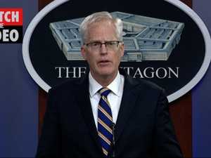 Pentagon announces withdrawal of troops in Afghanistan and Iraq