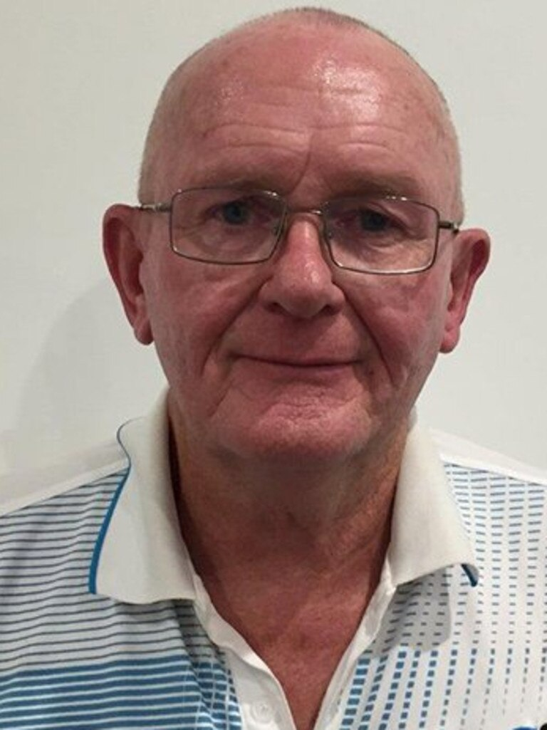 Newly appointed Maroochy River Golf Club president Michael Gray.