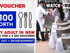 NSW $100 vouchers: how to redeem yours