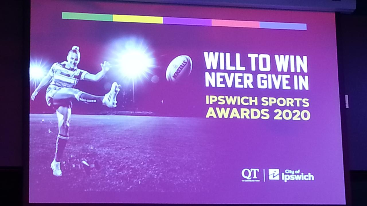 The 2020 Ipswich Sports Awards promoted strong values.