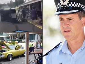 'Stupid, immature': Top cop blasts driver after crash