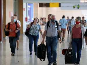 Victoria shuts border off to South Australia
