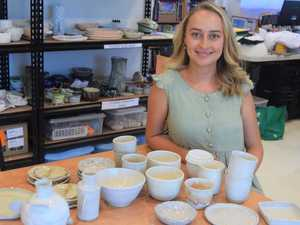 'Embrace the wonk': Turning clay into crafted masterpieces