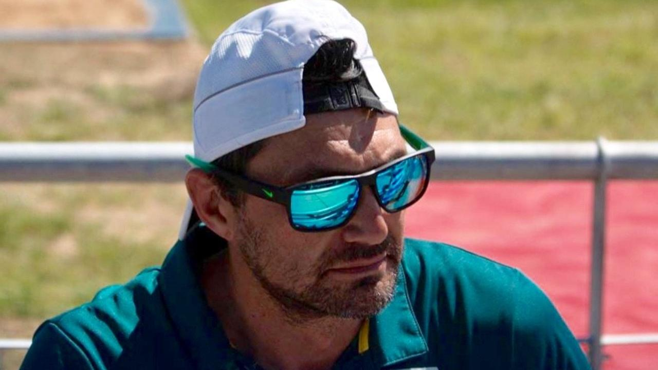 Springfield coach Stacey Taurima has been acknowledged for his work with elite athletes and helping mentor others in his sport.