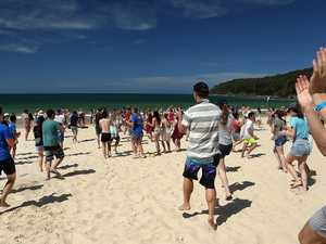 Sunshine Coast preparing for schoolies week