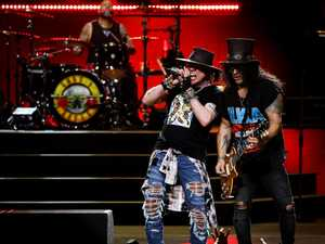 Guns N'Roses to play Aussie stadiums in 2021