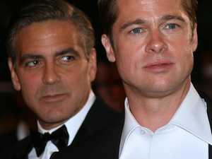 Brad Pitt's epic prank on George Clooney