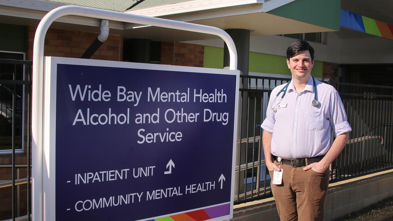 Working at Bundaberg Hospital, junior doctor Marc Burton said he believes the career opportunities are better here in Bundaberg.