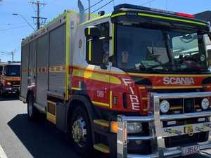 BREAKING: Crews rush to 'vehicle fire' near Cap Coast