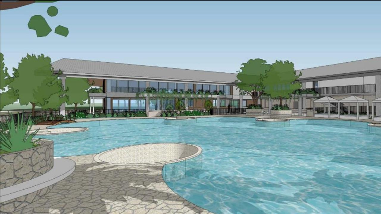 The Royal Cannonvale Hotel will also have a TAB, kids play room and function areas. Picture: Supplied.