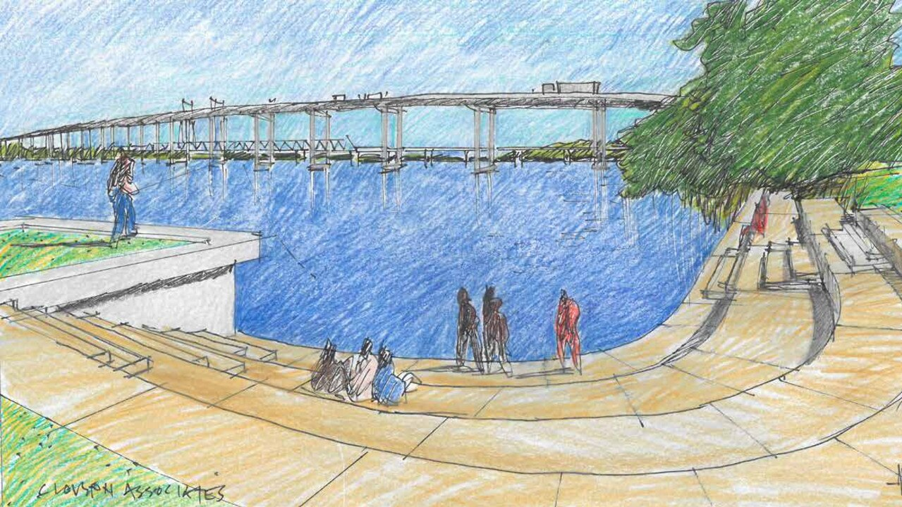 Concept plans for the Harwood Riverside Precinct to go on exhibition