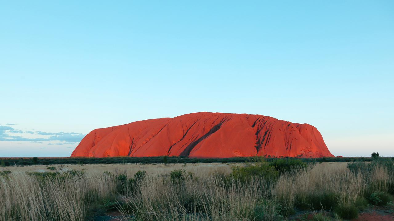 Climbers were banned from Uluru permanently in October 2019. Picture: Tyson Mayr.