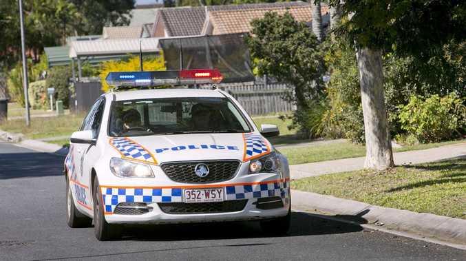 UPDATE: Police hunt car after South Gladstone incident