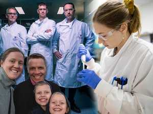 The behind the scenes heroes of UQ's COVID vaccine effort