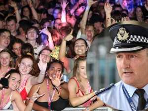 THEY'RE HERE: Police on high alert as schoolies hit Coast