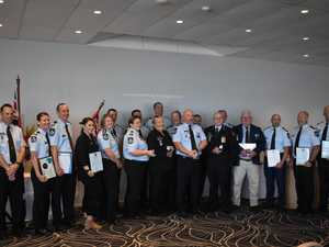 IN PHOTOS: Fraser Coast police awards